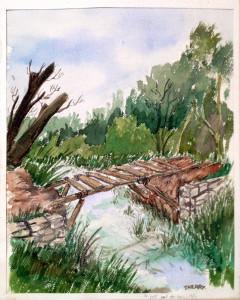Le petit pont de bois 1984