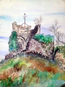 La tour de neaufles st martin 1984